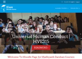 moodle.madhyasthdarshan.com
