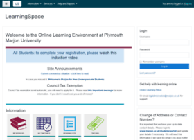 moodle.marjon.ac.uk