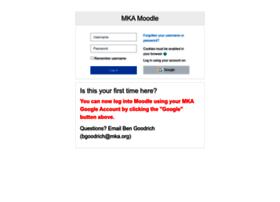 moodle.mka.org