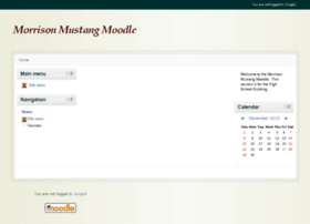 moodle.morrisonschools.org