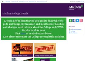 moodle.moulton.ac.uk