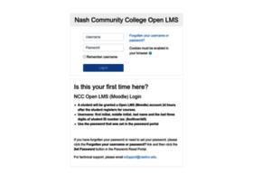 moodle.nashcc.edu