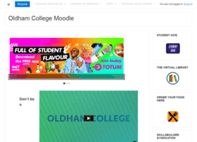 moodle.oldham.ac.uk