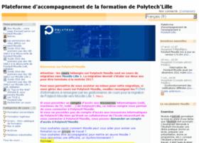 moodle.polytech-lille.fr