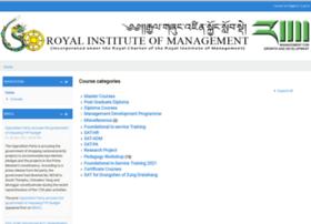 moodle.rim.edu.bt