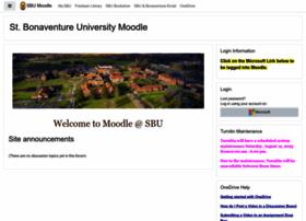 moodle.sbu.edu