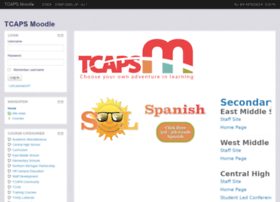 moodle.tcaps.net