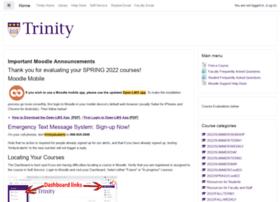 moodle.trinitydc.edu