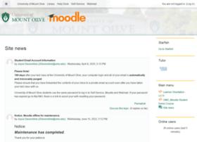 moodle.umo.edu