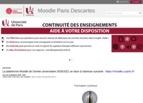 moodle.univ-paris5.fr