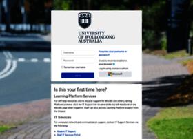 moodle.uowplatform.edu.au