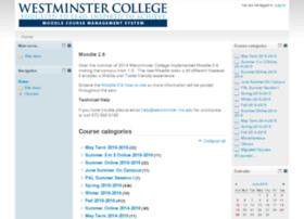 moodle.westminster-mo.edu