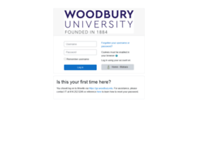 moodle.woodbury.edu