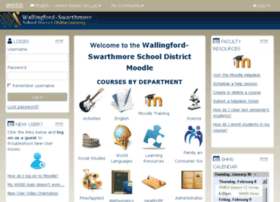 moodle.wssd.org