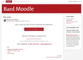 moodle2.bard.edu