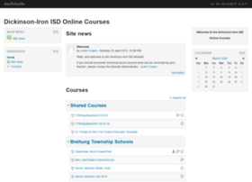 moodle2.diisd.org