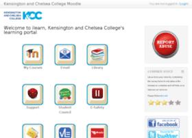 moodle2.kcc.ac.uk