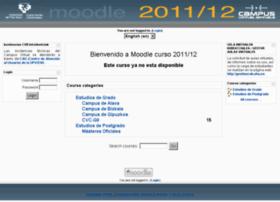 moodle3.ehu.es