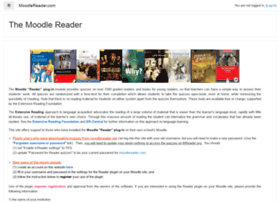 moodlereader.org