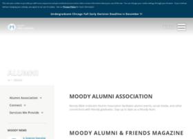 moodyalumni.org