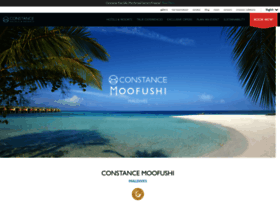moofushiresort.constancehotels.com