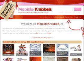 mooistekrabbels.nl