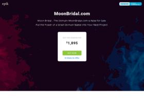 moonbridal.com