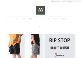 moonclothingtaipei.com