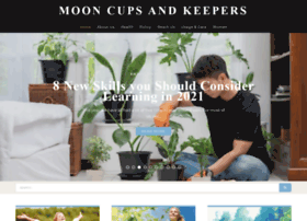 mooncupsandkeepers.com