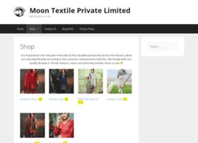 moontextile.com