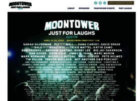 moontowercomedyfestival.com