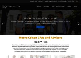 Moorecolson.com