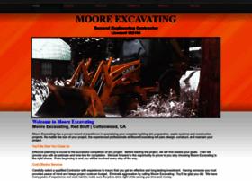 mooreexcavating.net