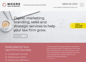 moorelegaltechnology.co.uk