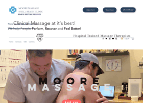 mooremassage.com