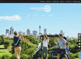 mooreparkgolf.com.au