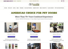 moorepet-petdoors.com