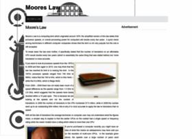 mooreslaw.org