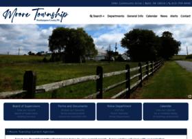 mooretownship.org