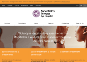 moorfields-private.co.uk