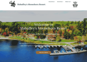 moosehornresort.com
