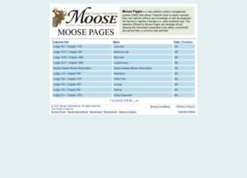 moosepages.org