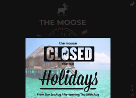 mooseparis.com