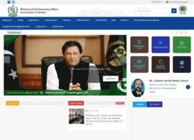 mopa.gov.pk