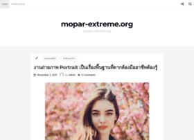 mopar-extreme.org