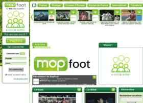 mopfoot.fr