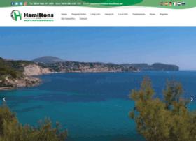 moraira-hamiltons.net