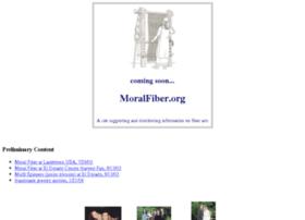 moralfiber.org