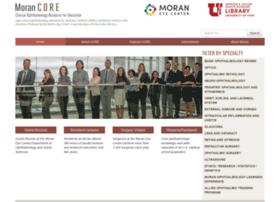 morancore.utah.edu