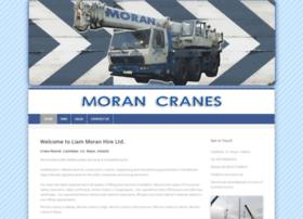 morancranes.com